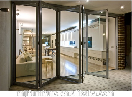 Cheap price folding door